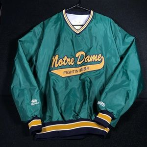 Other - Notre Dame Fighting Irish Embroidered Pullover